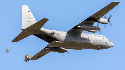 84-0212 - USA - Air National Guard Lockheed C-130H Hercules