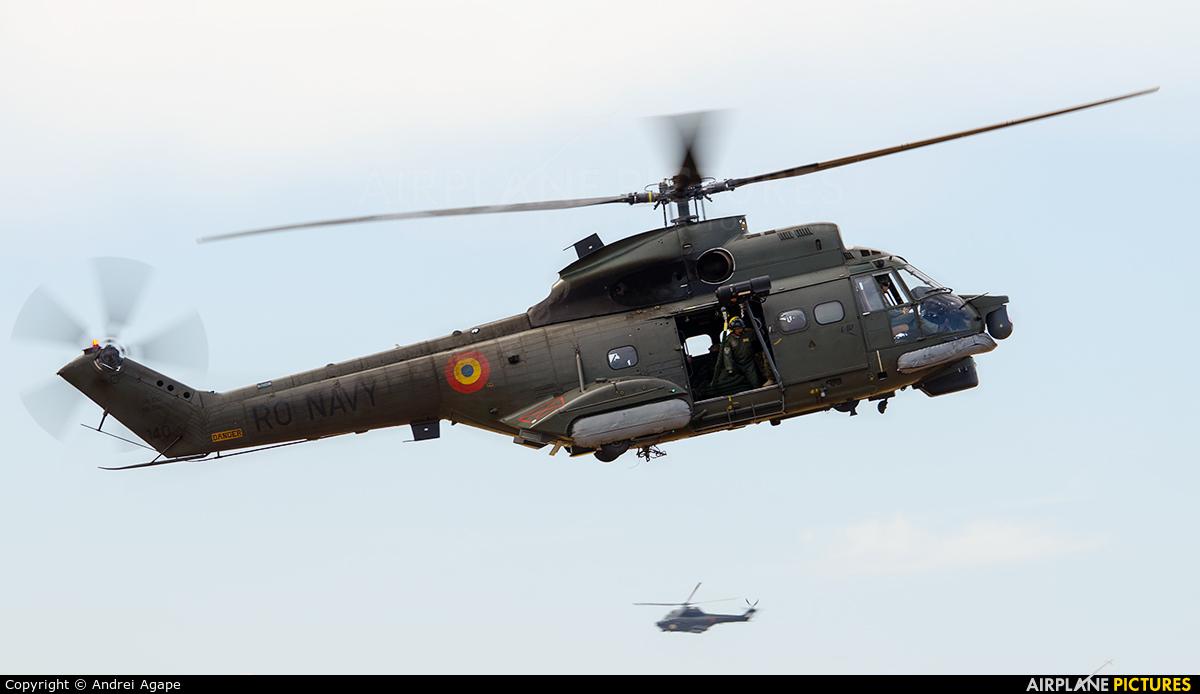 Romania - Navy 140 aircraft at Tuzla