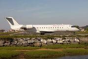 EC-MJE - Air Nostrum - Iberia Regional Canadair CL-600 CRJ-200 aircraft