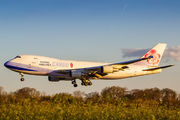 B-18717 - China Airlines Cargo Boeing 747-400F, ERF aircraft