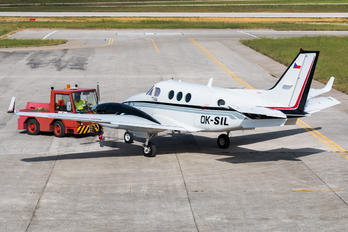 OK-SIL - Private Beechcraft 90 King Air