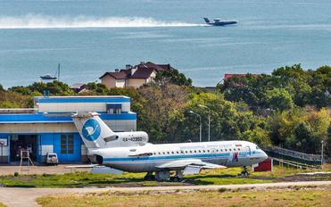 RA-42350 - Kuban Airlines (ALK-Avialinii Kubani) Yakovlev Yak-42