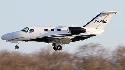 F-HGIO - Astonjet Cessna 510 Citation Mustang