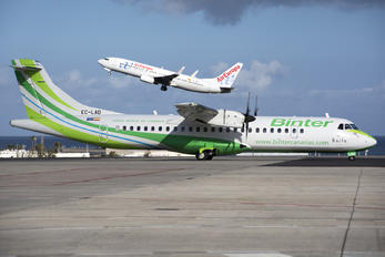 EC-LAD - Binter Canarias ATR 72 (all models)