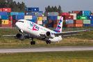 Rare visit of Go2Sky 737 to Porto