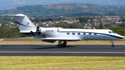 N707CW - Private Gulfstream Aerospace G-IV,  G-IV-SP, G-IV-X, G300, G350, G400, G450