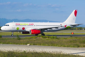 XA-VAH - VivaAerobus Airbus A320