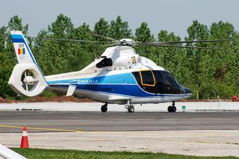 205 - Romania - Air Force Eurocopter AS365 Dauphin 2