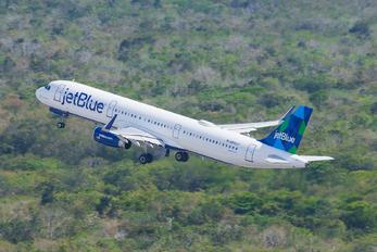 N949JT - JetBlue Airways Airbus A321