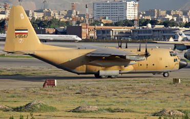 5-8547 - Iran - Islamic Republic Air Force Lockheed C-130H Hercules