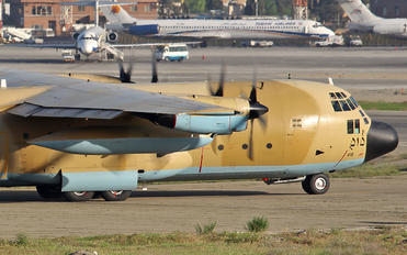 5-8515 - Iran - Islamic Republic Air Force Lockheed C-130E Hercules