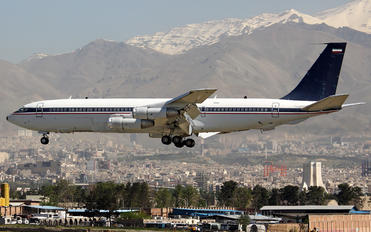 5-8316 - Iran - Islamic Republic Air Force Boeing 707-300