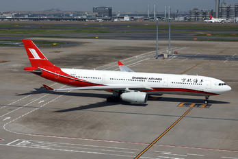 B-6127 - Shanghai Airlines Airbus A330-300