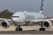 N767AJ - American Airlines Boeing 777-200ER aircraft
