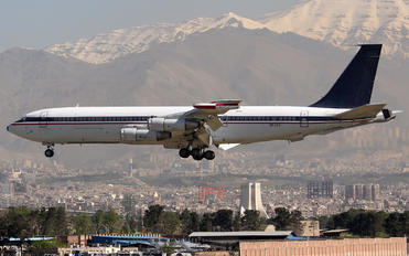 5-8310 - Iran - Islamic Republic Air Force Boeing 707-300