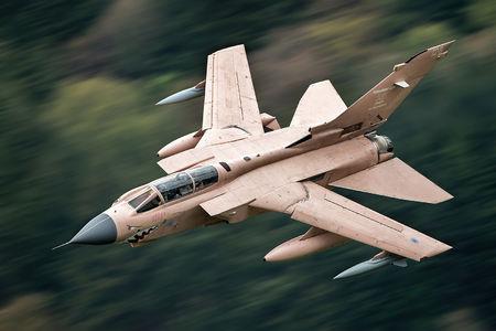 #1 Royal Air Force Panavia Tornado GR.4 / 4A ZG750 taken by R.Kellenaers-Photography