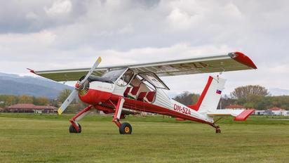 OM-SZA - Private PZL 104 Wilga