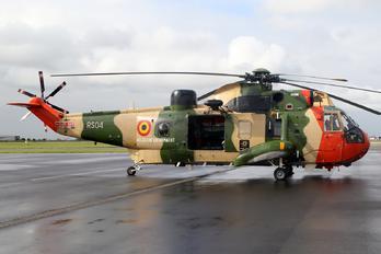 RS04 - Belgium - Air Force Westland Sea King Mk.48