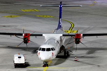 OY-JZF - SAS - Scandinavian Airlines ATR 72 (all models)