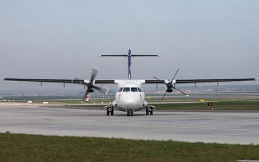 EI-FXK - FedEx Feeder ATR 72 (all models)