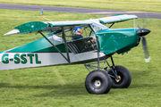 G-SSTL - Private Just Aircraft Superstol aircraft