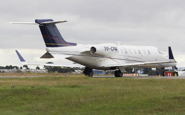 PP-CPN - Private Learjet 45