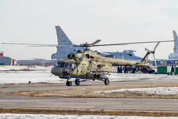 RF-95604 - Russia - Air Force Mil Mi-8AMT