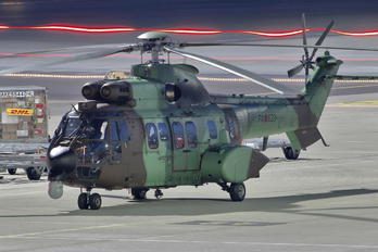 FA-633 - Albania - Air Force Eurocopter AS532 Cougar