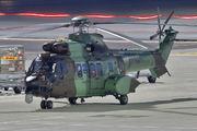 FA-633 - Albania - Air Force Eurocopter AS532 Cougar aircraft