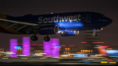 N919WN - Southwest Airlines Boeing 737-700