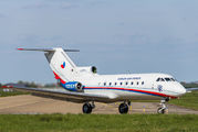 1257 - Czech - Air Force Yakovlev Yak-40 aircraft