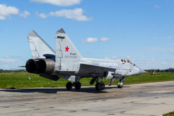 RF-92368 - Russia - Air Force Mikoyan-Gurevich MiG-31 (all models)