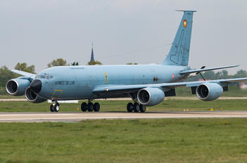 31-CN - France - Air Force Boeing KC-135 Stratotanker