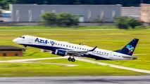 PR-AYN - Azul Linhas Aéreas Embraer ERJ-195 (190-200) aircraft