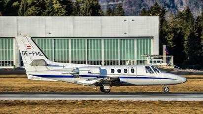 OE-FML - Mali Air Luftverkehr Gesellschaft Cessna 500 Citation