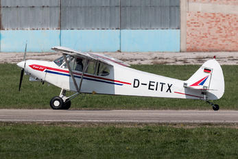 D-EITX - Private Piper L-18 Super Cub