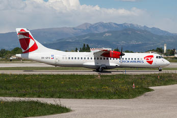 OK-GFQ - CSA - Czech Airlines ATR 72 (all models)