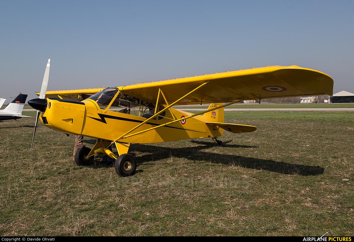 Private I-7707 aircraft at Verona - Boscomantico