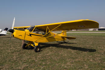 I-7707 - Private Zlin Aviation Savage Cruiser