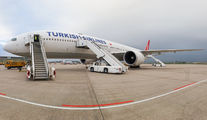 TC-JJZ - Turkish Airlines Boeing 777-300ER aircraft