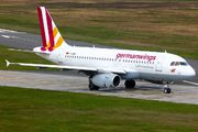 D-AGWR - Germanwings Airbus A319 aircraft