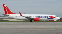 TC-TJP - Travel Service Boeing 737-800 aircraft
