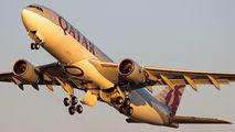 A7-ACL - Qatar Airways Airbus A330-200 aircraft