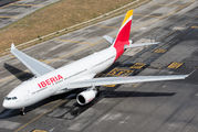 EC-MKJ - Iberia Airbus A330-200 aircraft