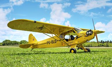 PU-OLD - Private Piper J3 Cub