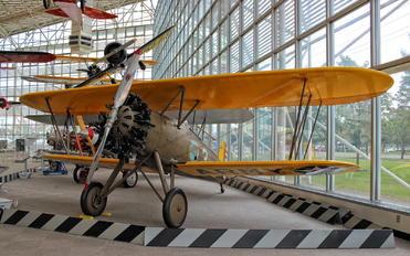 N872H - Museum of Flight Foundation Boeing P12 / F4B