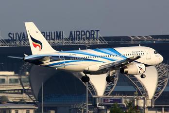 HS-PPB - Bangkok Airways Airbus A319