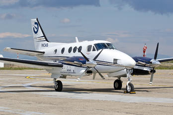 YR-INC - Incas Beechcraft 90 King Air