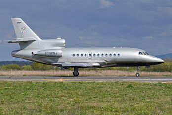 F-GPNJ - Private Dassault Falcon 900 series