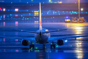 - - JAL - Japan Airlines - Airport Overview - Runway, Taxiway